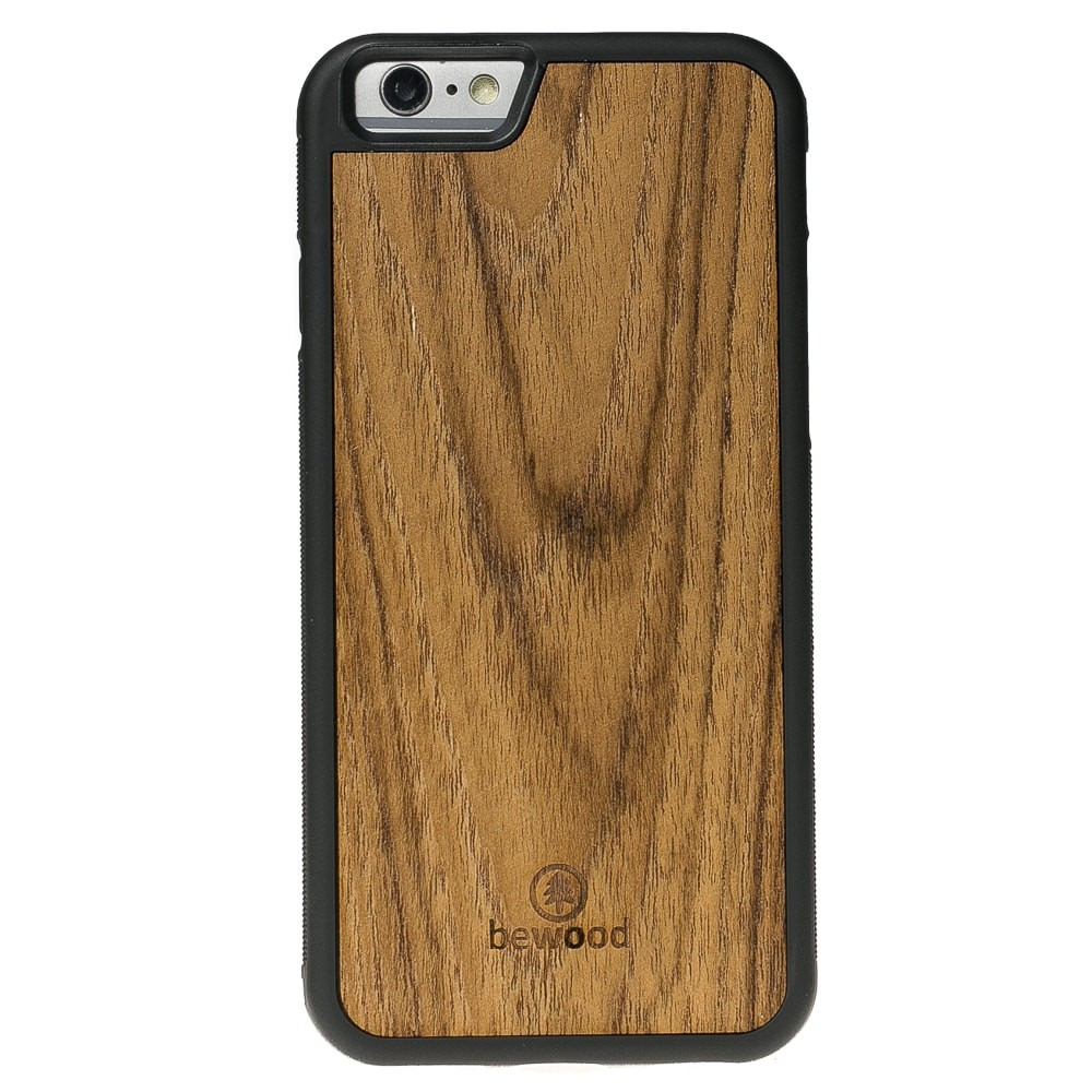 official photos 05aaa 411ff Apple iPhone 6 Plus / 6s Plus Teak Wood Case