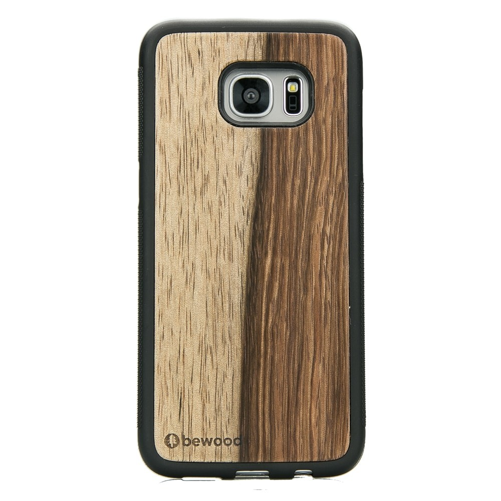 official photos 60573 ffbda Samsung Galaxy S7 Edge Mango Wood Case