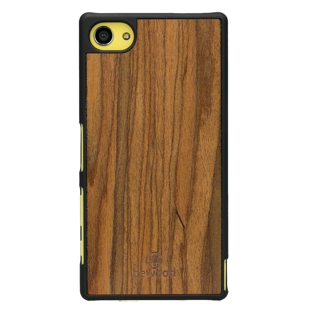 reputable site 948e7 6091d Sony Xperia Z5 Compact Rosewood Wood Case