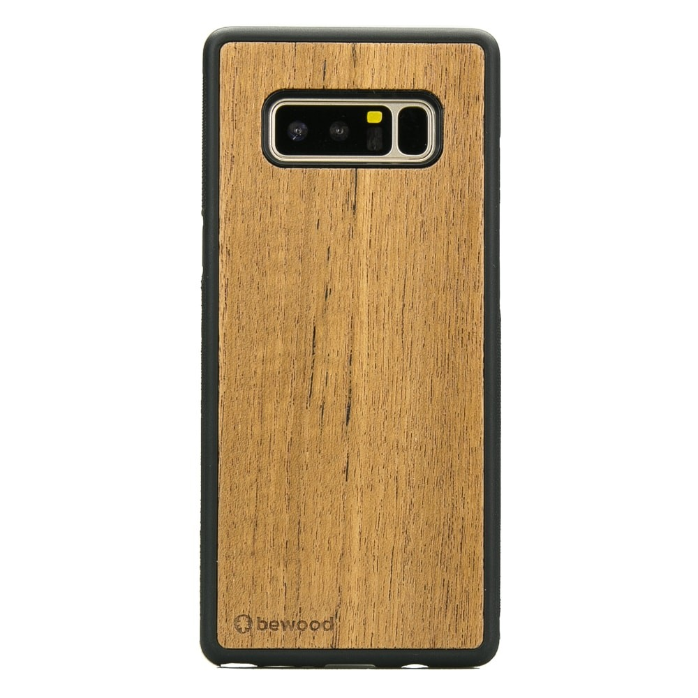 detailed look 3d7b1 6ddb7 Samsung Galaxy Note 8 Teak Wood Case