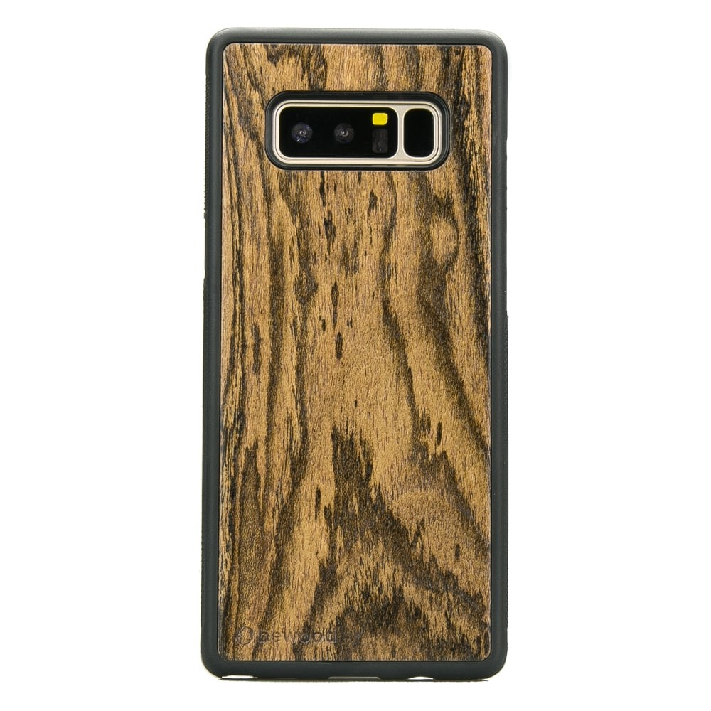 buy online df684 e1be6 Samsung Galaxy Note 8 Bocote Wood Case