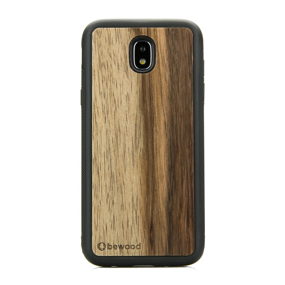 Samsung Galaxy J7 2017 Mango Wood Case
