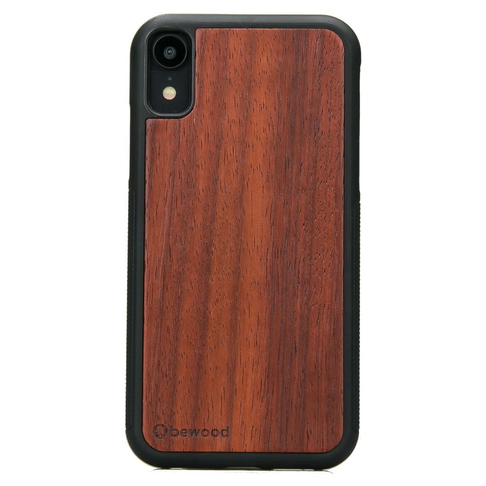 brand new dd18a 7e0b9 Apple iPhone XR Padouk Wood Case