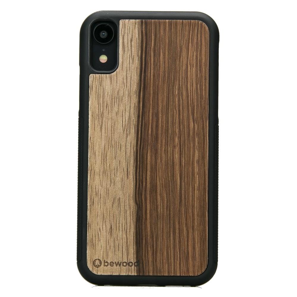 best authentic 0f406 56640 Apple iPhone XR Mango Wood Case