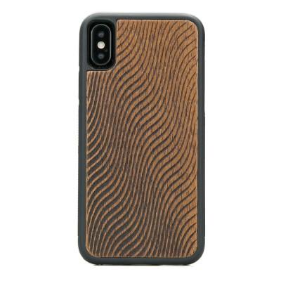 bd31def406b Apple iPhone X Mandala Apple Tree Wood Case TRANSPARENT