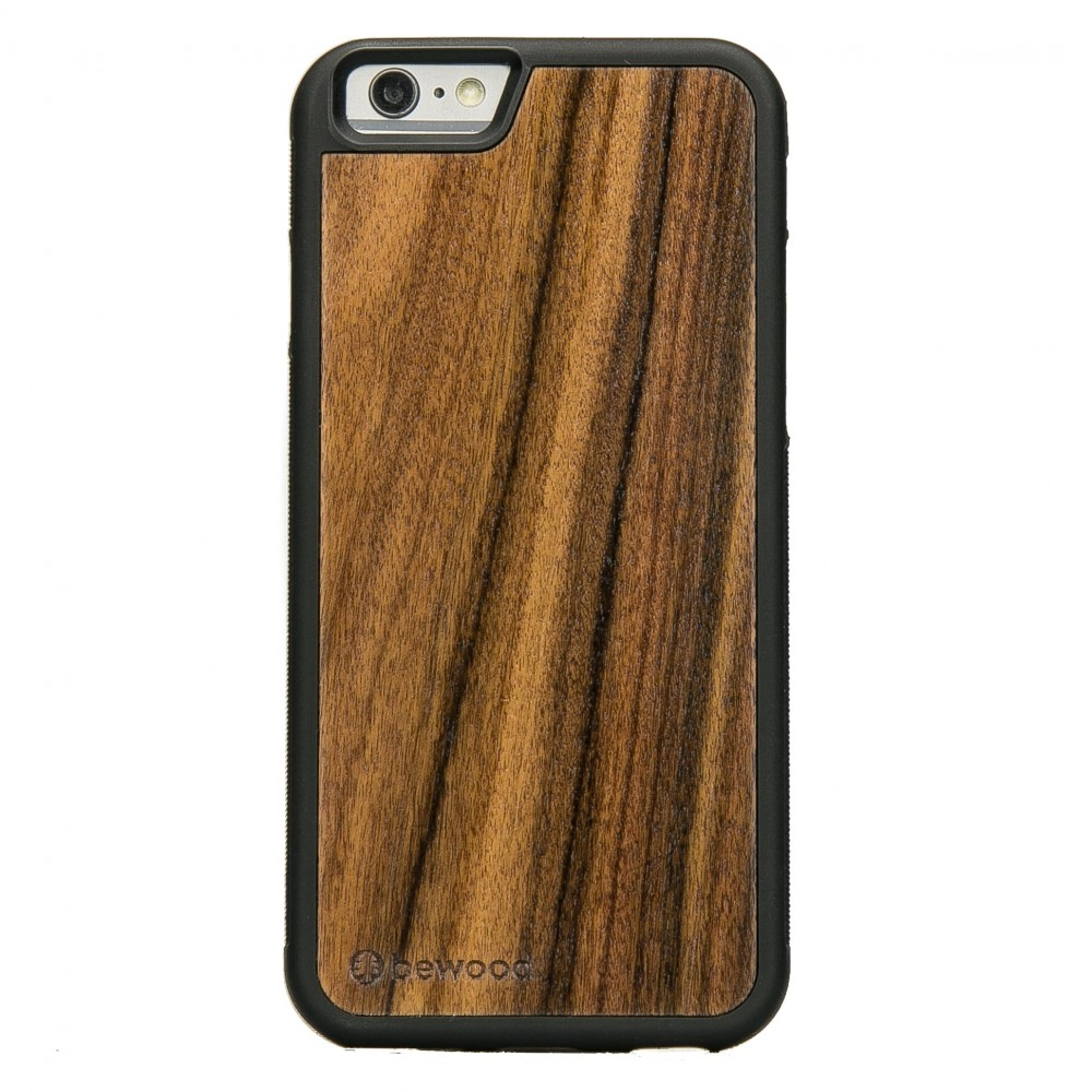 Drewniane Etui Apple iPhone 6/6s PALISANDER SANTOS
