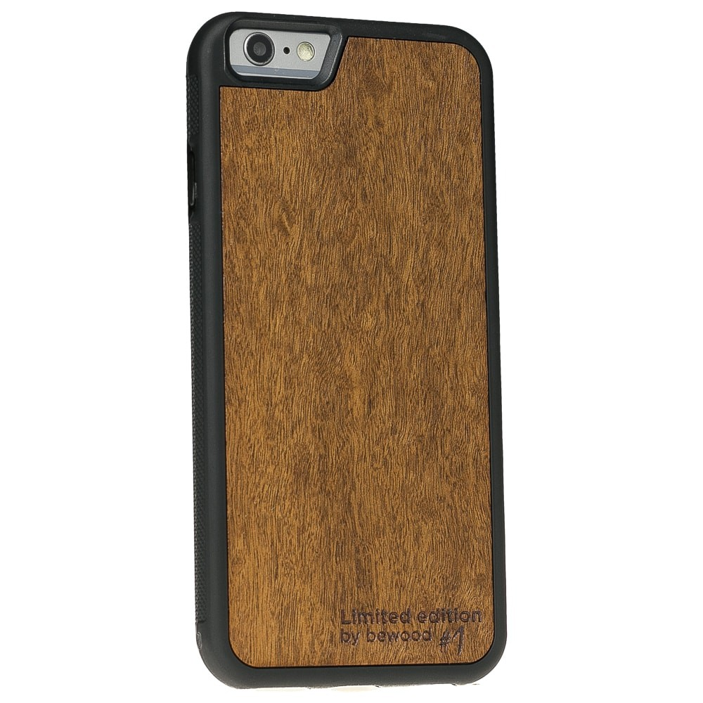 Drewniane Etui Apple iPhone 6/6s IMBUIA