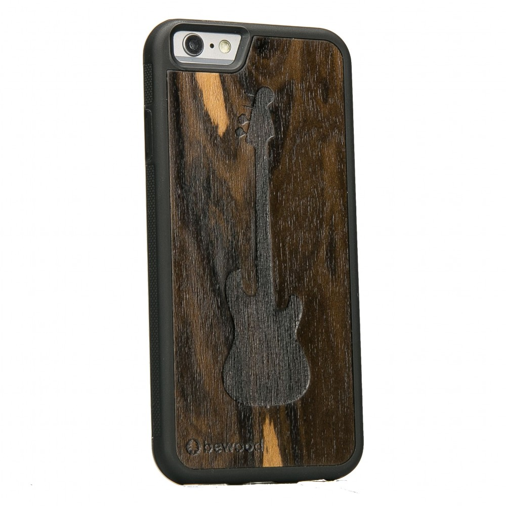 Drewniane Etui Apple iPhone 6/6s GITARA ZIRICOTE