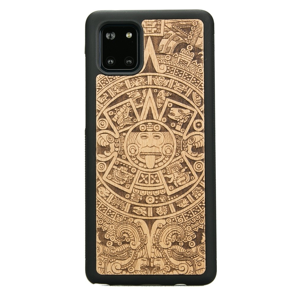 Holzhülle Bewood - Aniegre Aztekischer Kalender